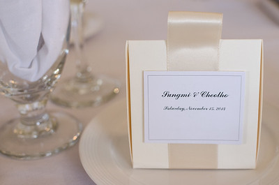 Sungmi & Cheolho's Wedding